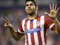 Diego Costa, FC Chelsea, Premier League, Fußball, Atlético Madrid