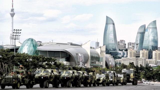 Leichtathletik Europaspiele in Baku