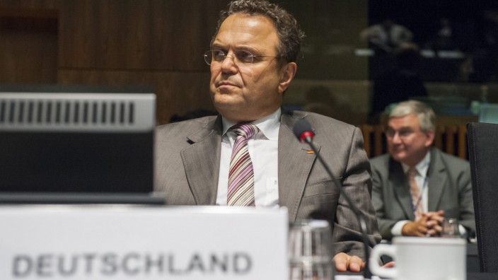 EU Justice and Home Affairs council meeting in Luxembourg