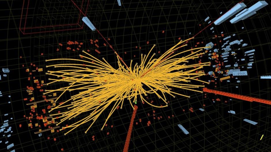 Teilchenphysik Cern