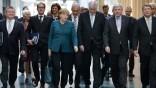 Sondierungsgespräche Bundestagswahl