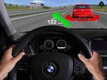 Telematik, Vernetztes Fahren, Augmented Reality