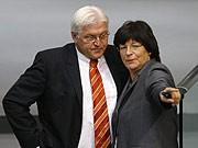 Frank-Walter Steinmeier, Ulla Schmidt, AP