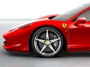 IAA 2009: Ferrari 458 Italia
