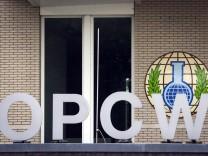 OPCW-Hauptsitz in Den Haag