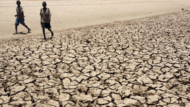 Dürre und Hunger in Kenia