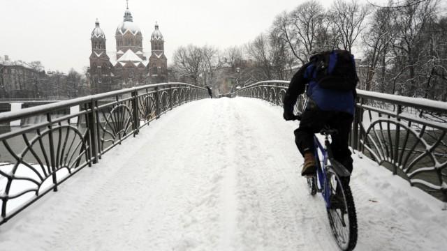 Winter in München, 2013