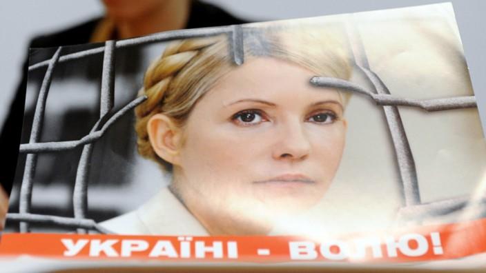Timoschenko-Tochter kämpft in Deutschland