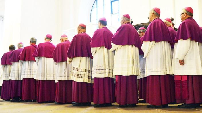 Abschluss Herbstvollversammlung Deutsche Bischofskonferenz