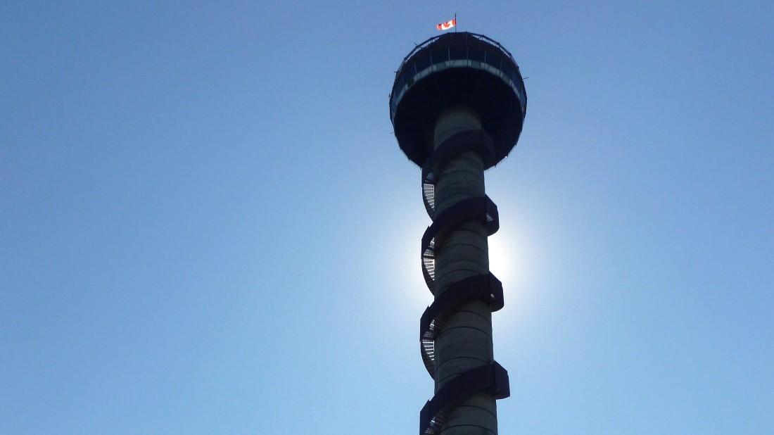 """""""Ein Turm war nie geplant"""""""