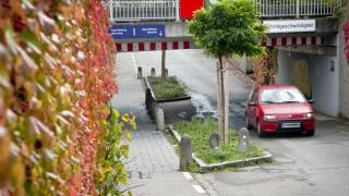 Germering: Probleme / Baustelle S-Bahnhof Harthaus