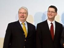 Landtagswahl in Hessen - Spitzenkandidaten
