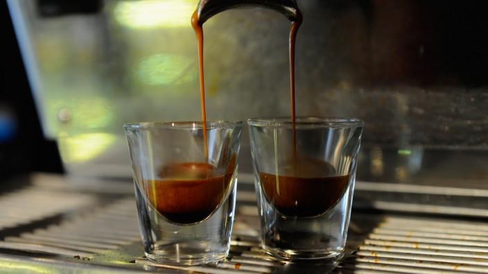 Blei in Kaffee aus Siebträgermaschinen