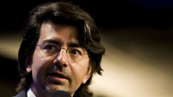 Ebay-Gründer Pierre Omidyar will mit Snowden-Freund Glenn Greenwald 250 Millionen Dollar investieren