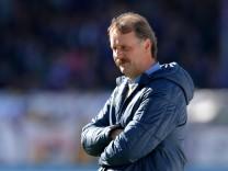 Peter Neururer FC Erzgebirge Aue - VfL Bochum