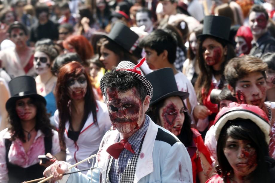 Stadt der Zombies