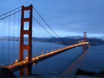 Golden Gate Bridge in San Francisco turns 75