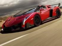 Lamborghini Veneno Roadster, Lamborghini Veneno, Sportwagen
