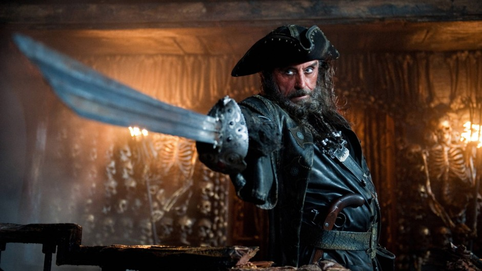 Hollywood Tony Swatton Fluch der Karibik Schwert