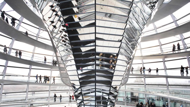 Bundestag Hacker im Bundestag