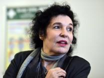 Gläubigerversammlung des Suhrkamp-Verlages: Ulla Unseld-Berkewicz