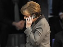 Überwachung von Merkels Handy