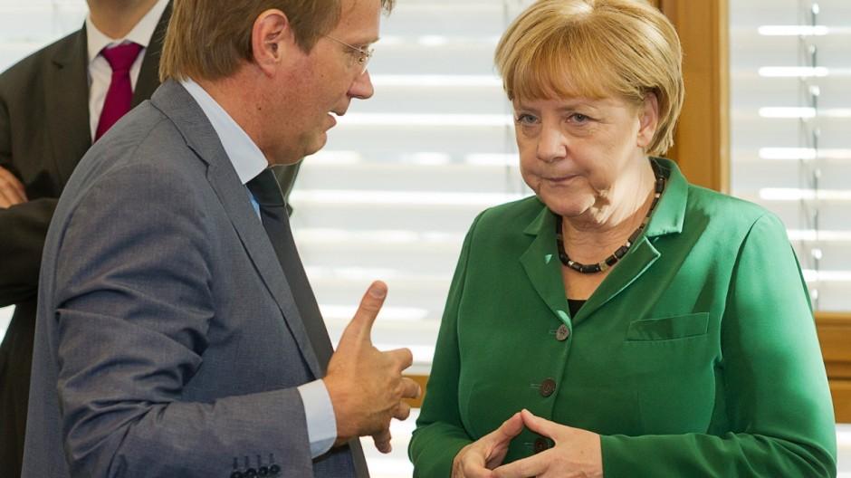 CDU-Vorstandssitzung