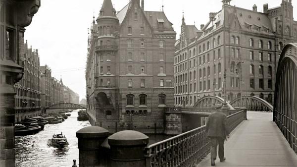 125 Jahre Speicherstadt Hamburg Brooksfleet