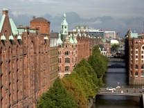 125 Jahre Speicherstadt Hamburg
