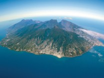 La Réunion Indischer Ozean