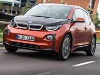 BMW i3, BMW, i3, Elektroauto