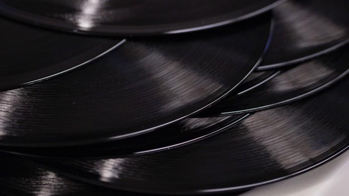 Vinyl neu aufgelegt - Schallplatten erleben Come-back