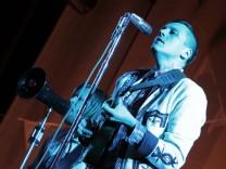 Arcade Fire, Win Butler im Konzert