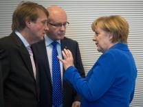 Konstituierende Sitzung Deutscher Bundestag