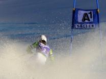 Audi FIS Alpine Ski World Cup - Women's Giant Slalom