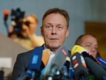 Parlamentarisches Kontrollgremium Thomas Oppermann