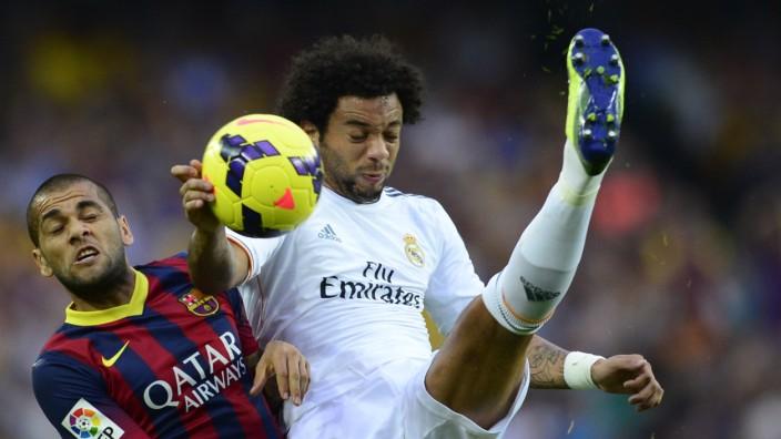 FC Barcelona Real Madrid Clasico