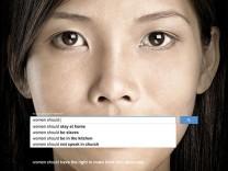 UN-Kampagne gegen Sexismus im Netz