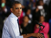 President Obama Delivers Address At Brooklyn High School