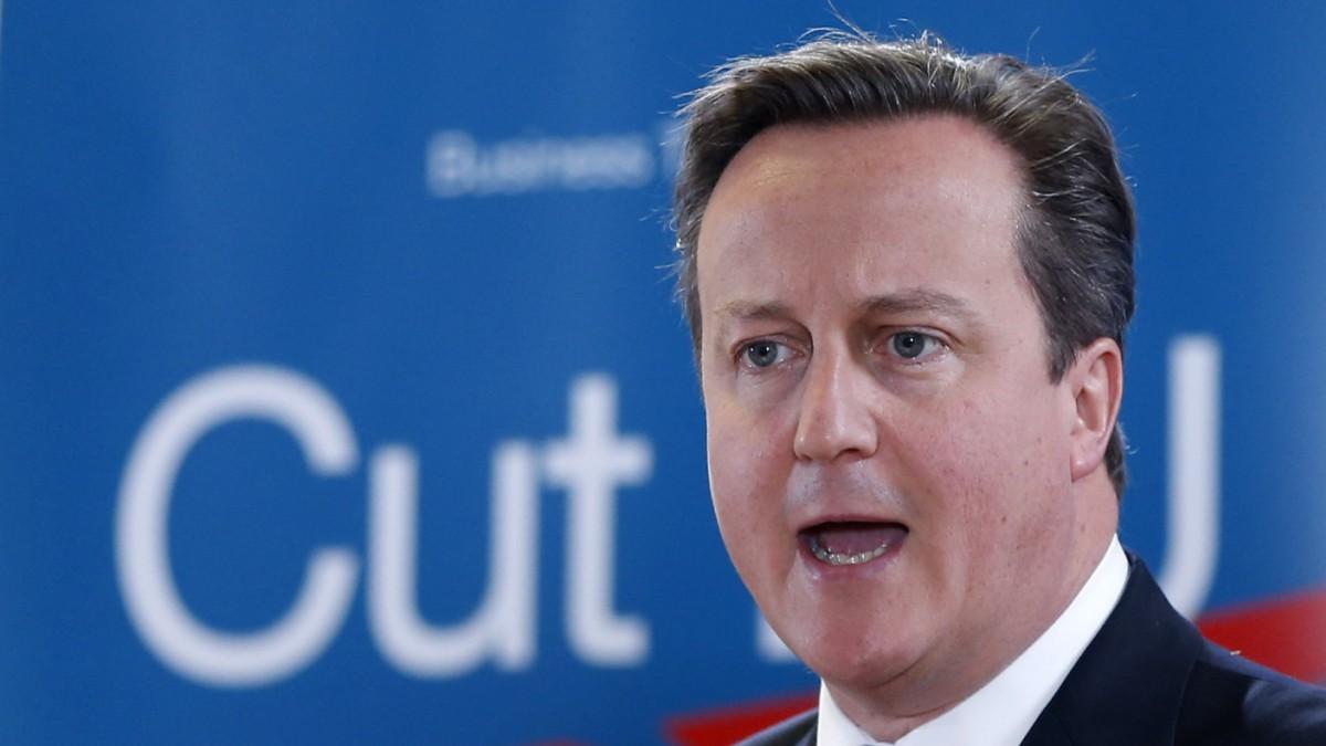 Cameron warnt Medien vor weiteren Spionage-Veröffentlichungen