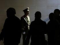Tiananmen: Polizei fahndet nach Verdächtigen