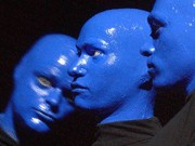 Blue Man Group, dpa