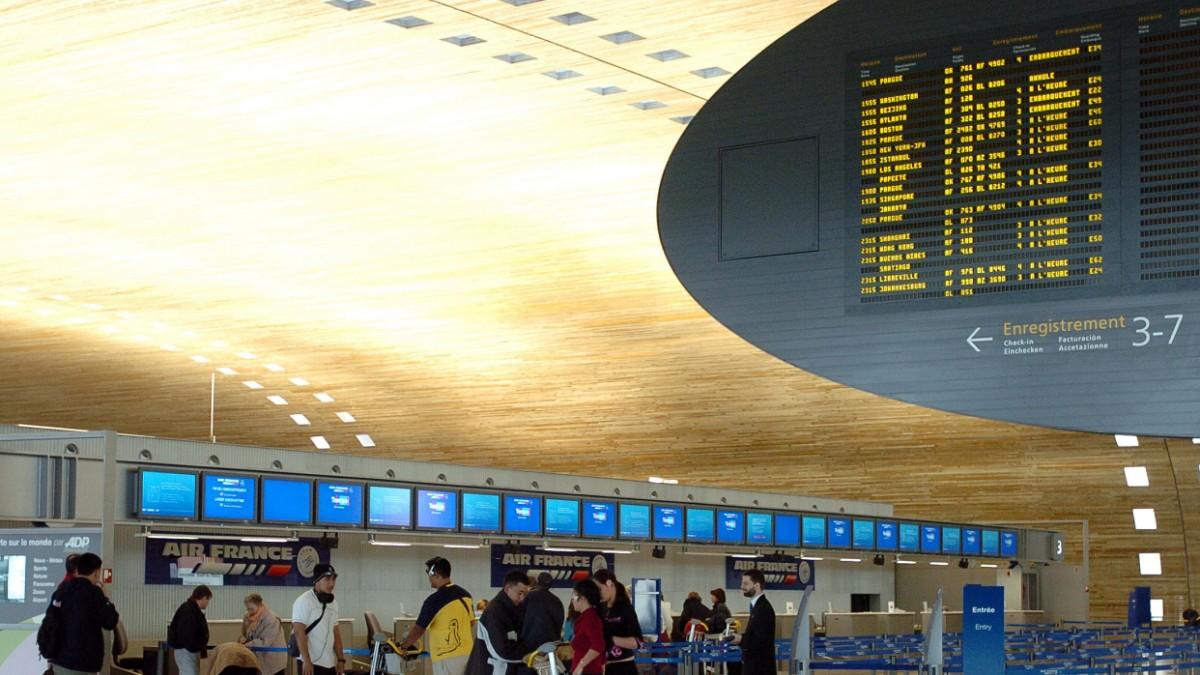 Gestrandet am schlimmsten Flughafen der Welt