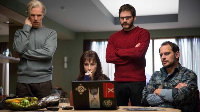 Kinostarts - 'Inside WikiLeaks - Die fünfte Gewalt'