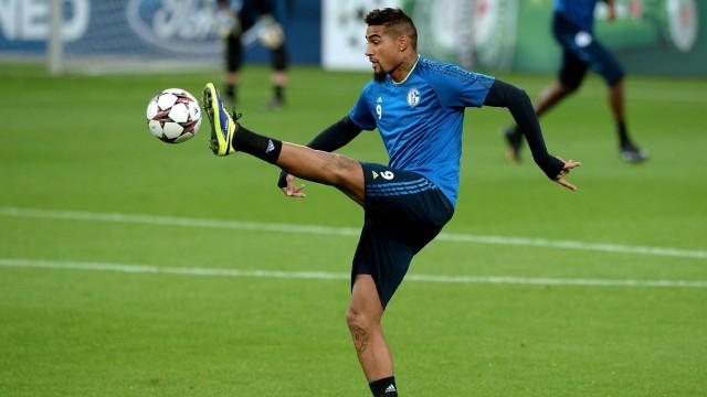 Training & Press Conference - FC Schalke 04