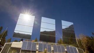 Sonnenspiegel Sonnenspiegel in Norwegen