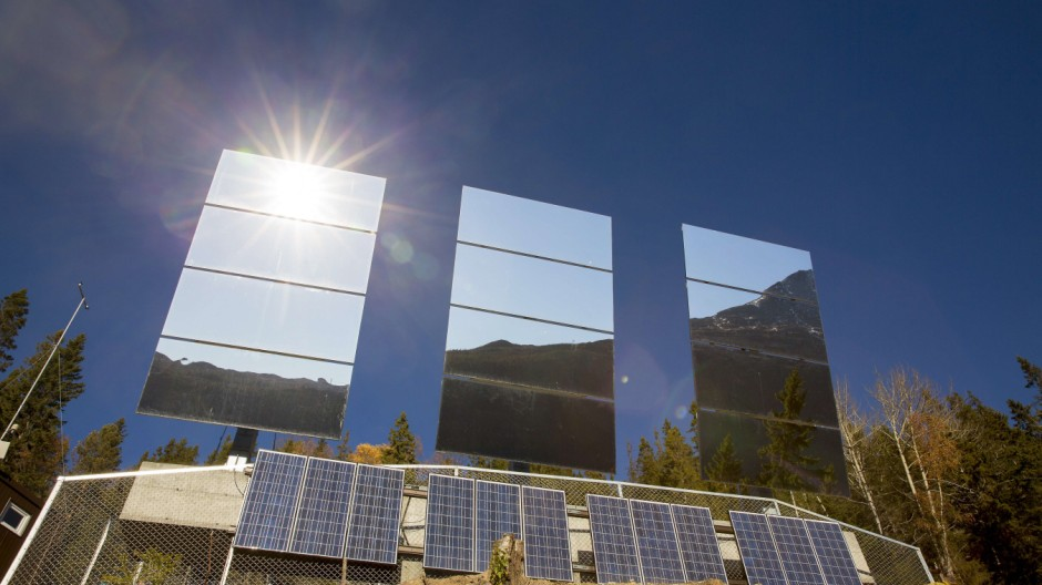 Sonnenspiegel Norwegische Stadt weiht Sonnenspiegel ein