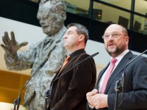 Fortsetzung Koalitionsverhandlungen von Union und SPD