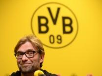Jürgen Klopp, BVB, Borussia Dortmund