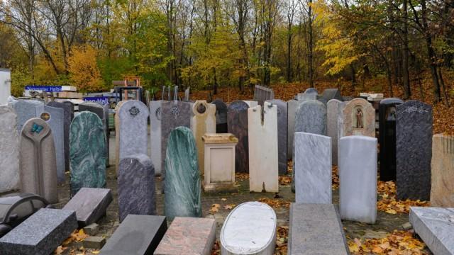 Grabstätten Bestattungen
